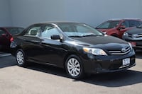 Toyota - Corolla - 2013 Falls Church