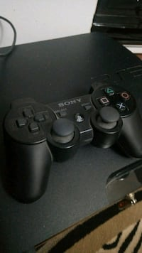 DualShock 3 ile siyah Sony PS3 Slim playstation Narlıdere, 35320