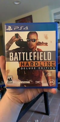 Battlefield: Hardline [deluxe edition] (PS4) Washington, 20016