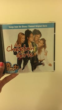 The Cheetah Girls songs from the disney channel original movie case Silver Spring, 20906
