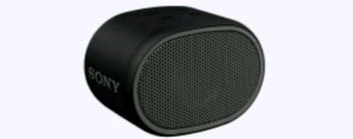 Sony xetra bass blutooth speaker
