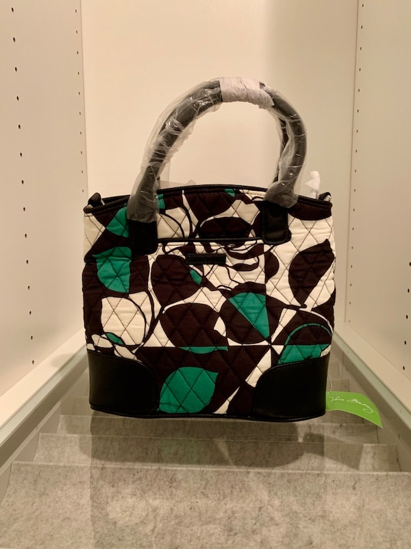 f49bb49a66f7 Used Vera Bradley Imperial Rose crossbody bag for sale in ...