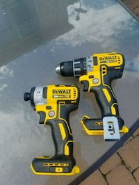 DeWalt cordless hand drill and impact wrench Manassas Park, 20111