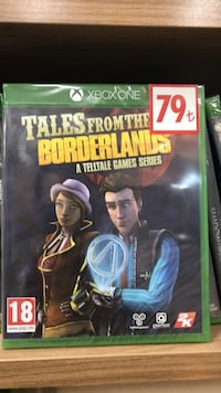 Xbox One tales from the border LANDS en uygun SATIŞ ve takas FİYATLARI  Şişli, 34387