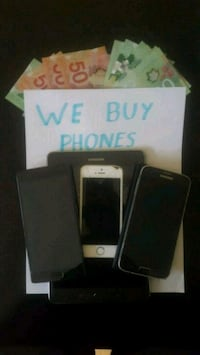 Need money? Sell Your Used or Cracked Smartphone Coquitlam