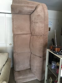 Tan sofa in excellent condition  Temple Hills
