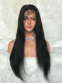 """24"""" Straight Lace Front Wig 541 km"""