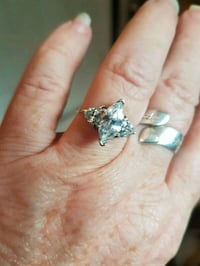 Sterling silver engagement ring Whitby, L1N 8X2
