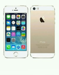 silver iPhone 5s with case Grande Prairie, T8X 1T7