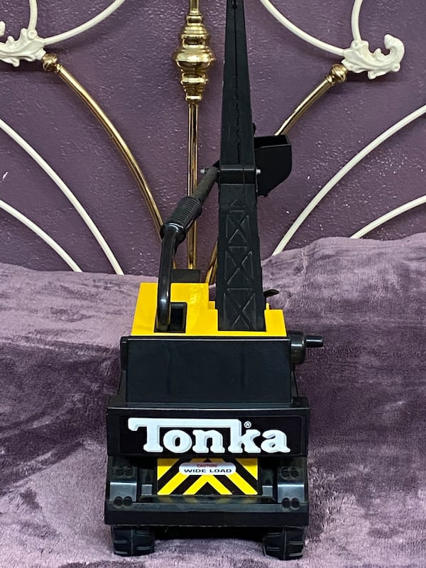 Tonka Mighty 758 Crane 3