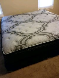 Queen mattress and box springs as sets or separately Nashville, 37214
