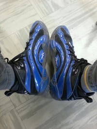 Blue Shaqnosis, taken care of, black laces Lower Sackville, B4C 2N2