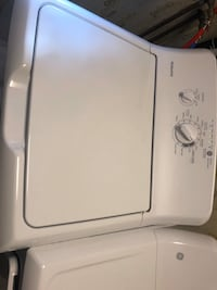 Washer and dryer Electric