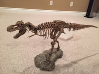 T-Rex buildable statue Calgary, T2Z 4Y4