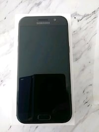 black Samsung Galaxy android smartphone Mississauga