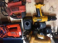 yellow and black DeWalt cordless power drill Wyoming, 49519