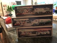 Hess collectables , 3 pack ready to join your collection   Virginia Beach, 23454