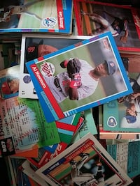 baseball trading card collection Fort Wayne, 46807