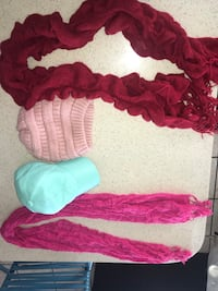Women's scarf and hat bundle  Whittier, 90606