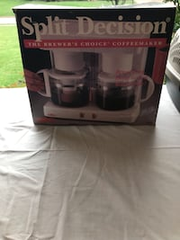 Double Coffee/Tea Maker