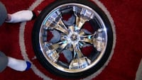 Car rims only and tyers North Melbourne, 3051