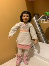 """Denise McMillan 24"""" tall doll from 2006 Jessup, 20794"""