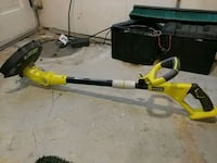 Ryobi Trimmer (battery not included) Takoma Park, 20912