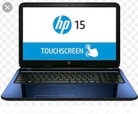 "HP touch 15"" Denver"