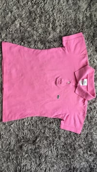Polo ( t-shirt ) Lacoste Rose 6173 km