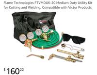 Cutting and welding utility kit Olney, 20832