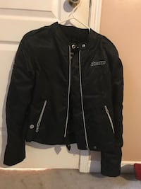 Ladies mint condition motorcycle jacket