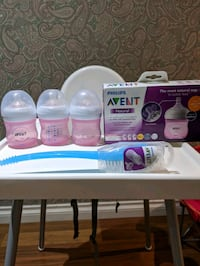 Great condition baby bottles Calgary, T1Y 6T5