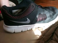 pair of black-and-white Nike sneakers Grove City, 43123