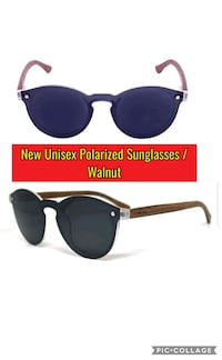 New polarized unisex Go Wood sunglasses  Montreal, H4E 2Z8