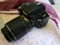 Nikon D5100 and 55-200 mm Lens **NEED GONE ASAP**. ON HOLD Waterloo, N2J 1P8