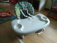 Fisher price space saver high chair Kitchener, N2P 1Y7