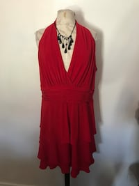 Red dress size XL Ontario, 91762