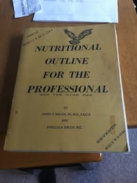 Nutritional outline for the professional book, and joe weider's body building system, and fitness&health fifth edition. Lakewood, 08701