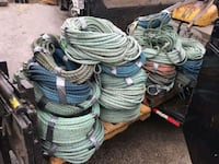 Safety Rope For Sale $ Toronto, M9C 5L6