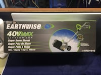 Earthwise 16-inch 12-Amp Cordless Snow Power Shovel- 40 Volt Bloomfield, 07003