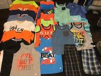 SUMER LOT BOYS SIZE 6 ALL FRO $50 Toronto