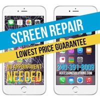 iPhone screen repair - all models Laurel