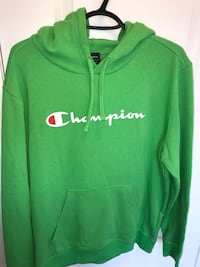 Green under armour pullover hoodie Barrie, L4M 5T7