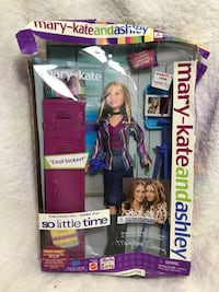 Mary-Kate and Ashley Olsen, Mary Kate / So Little Time Doll (B-2) Daly City