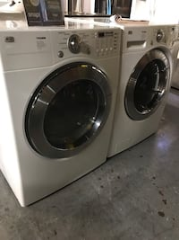 LG WASHER AND DRYER SET WARRANTY INSTALLATION AVAILABLE