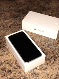 space gray iPhone 6 with box Toronto, M5J 2T8