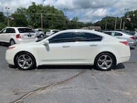 2010 Acura TL 5-Speed AT SH-AWD with Tech Package Osceola