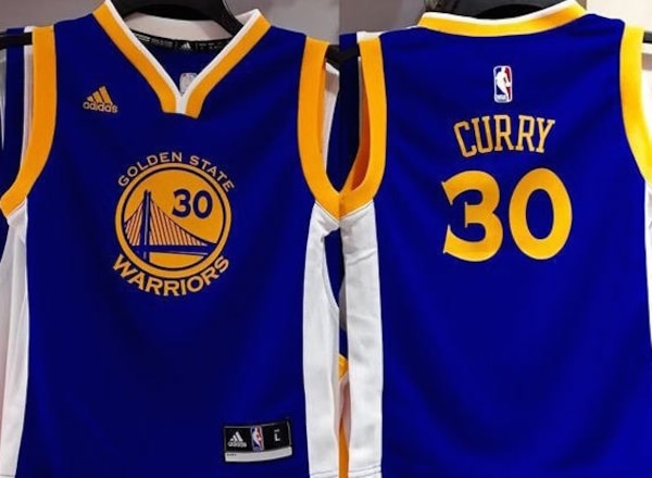 quality design f0d74 ef4c8 Steph Curry jersey (new)
