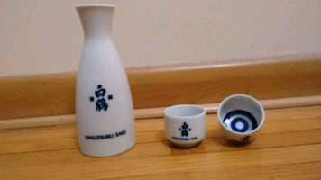 Brand New Japanese Sake Set