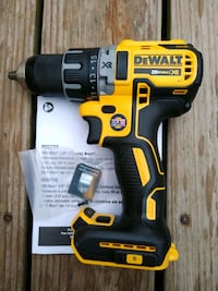 BrandNew XR 20V 1/2-in Brushless Drill-Tool only Norman